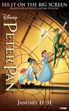 Peter Pan - Re-release movie poster (xs thumbnail)