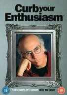 """""""Curb Your Enthusiasm"""" - British DVD movie cover (xs thumbnail)"""