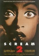 Scream 2 - German Movie Poster (xs thumbnail)