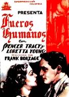 Man's Castle - Spanish Movie Poster (xs thumbnail)