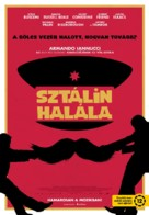 The Death of Stalin - Hungarian Movie Poster (xs thumbnail)