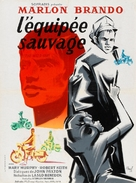 The Wild One - French Movie Poster (xs thumbnail)