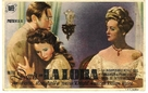 The Little Foxes - Spanish Movie Poster (xs thumbnail)