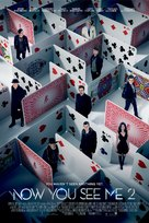 Now You See Me 2 - Norwegian Movie Poster (xs thumbnail)
