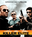 Killer Elite - Italian Blu-Ray cover (xs thumbnail)