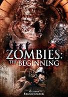 Zombi: La creazione - DVD cover (xs thumbnail)