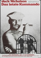 The Last Detail - German Movie Poster (xs thumbnail)