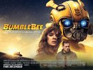 Bumblebee - British Movie Poster (xs thumbnail)