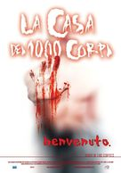 House of 1000 Corpses - Italian Movie Poster (xs thumbnail)