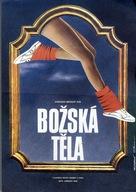 Heavenly Bodies - Czech Movie Poster (xs thumbnail)
