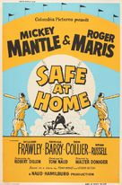 Safe at Home! - Movie Poster (xs thumbnail)