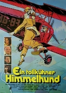 Bullshot Crummond - German Movie Poster (xs thumbnail)