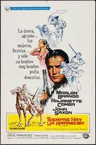 The Appaloosa - Movie Poster (xs thumbnail)