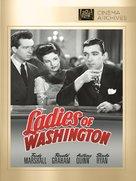 Ladies of Washington - DVD cover (xs thumbnail)