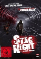 Stag Night - German DVD cover (xs thumbnail)