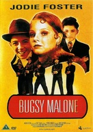 Bugsy Malone - Danish Movie Cover (xs thumbnail)