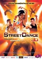 StreetDance 3D - Czech Movie Poster (xs thumbnail)