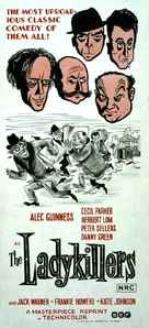 The Ladykillers - Movie Poster (xs thumbnail)