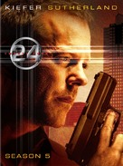 """24"" - DVD movie cover (xs thumbnail)"