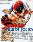 The Shanghai Gesture - Belgian Movie Poster (xs thumbnail)
