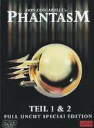 Phantasm - DVD cover (xs thumbnail)