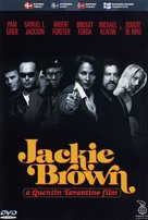 Jackie Brown - Swedish DVD movie cover (xs thumbnail)