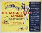 The Magnificent Yankee - Movie Poster (xs thumbnail)