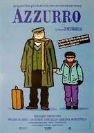Azzurro - German Movie Poster (xs thumbnail)