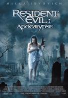 Resident Evil: Apocalypse - Italian Theatrical movie poster (xs thumbnail)