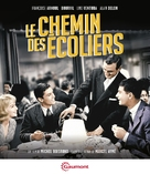Le chemin des écoliers - French Blu-Ray movie cover (xs thumbnail)