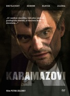 Karamazovi - Czech Movie Cover (xs thumbnail)
