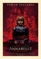 Annabelle Comes Home - Finnish Movie Poster (xs thumbnail)