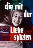 L'avventura - German DVD cover (xs thumbnail)