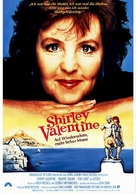 Shirley Valentine - German Movie Poster (xs thumbnail)