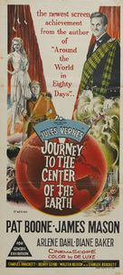 Journey to the Center of the Earth - Australian Movie Poster (xs thumbnail)