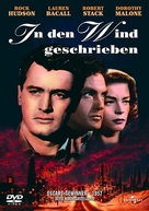 Written on the Wind - German DVD cover (xs thumbnail)