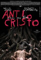 Antichrist - Brazilian Movie Poster (xs thumbnail)
