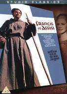 Francis of Assisi - British Movie Cover (xs thumbnail)