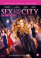 Sex and the City - Dutch Movie Cover (xs thumbnail)