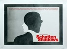 Shadows - German Movie Poster (xs thumbnail)