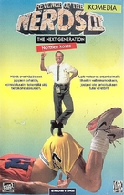 Revenge of the Nerds III: The Next Generation - Finnish VHS movie cover (xs thumbnail)