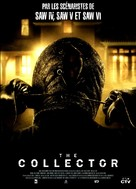 The Collector - French DVD movie cover (xs thumbnail)