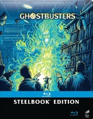 Ghostbusters - Italian Movie Cover (xs thumbnail)