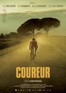 Coureur - Belgian Movie Poster (xs thumbnail)