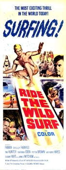 Ride the Wild Surf - Movie Poster (xs thumbnail)