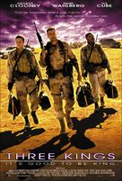 Three Kings - Movie Poster (xs thumbnail)