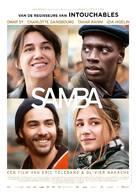 Samba - Dutch Movie Poster (xs thumbnail)