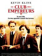 The Emperor's Club - French poster (xs thumbnail)