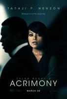 Acrimony - Movie Poster (xs thumbnail)