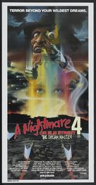 A Nightmare on Elm Street 4: The Dream Master - Australian Movie Poster (xs thumbnail)